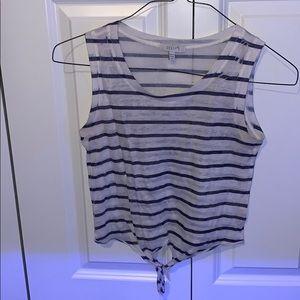 Delias Striped Shirt (XS)